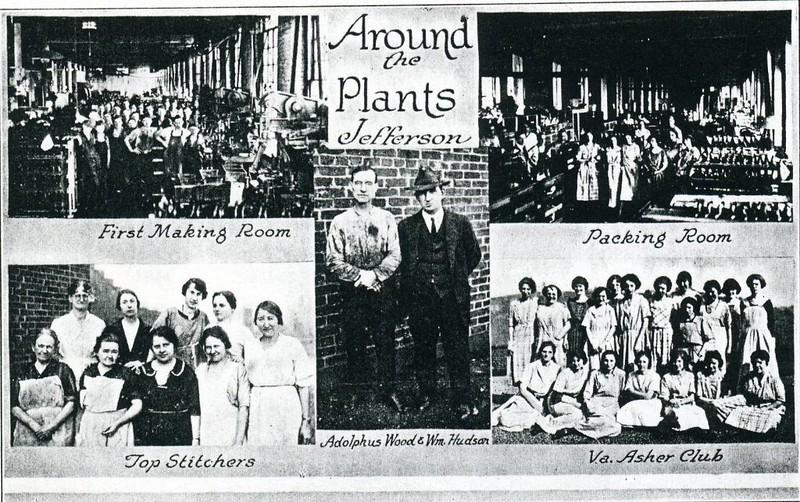"""Around the Plants"" Craddock Terry Jefferson (4451)"