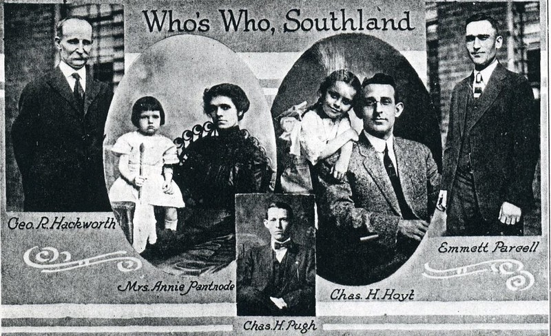 """""""Who's Who"""" at the Craddock Terry Southland Plant (4444)"""