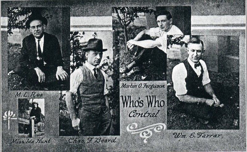 """""""Who's Who"""" at the Craddock Terry Central Plant (4447)"""