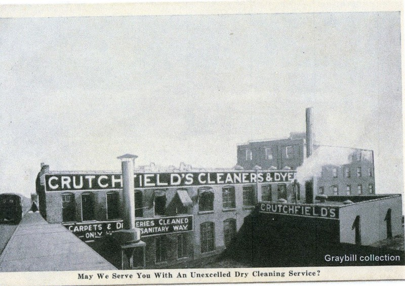 Crutchfield Clearners and Dyers I (4465)