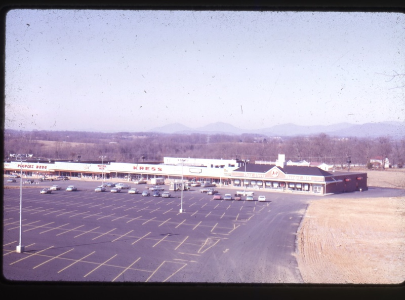 Fort Hill Village Shopping Center  (09758)