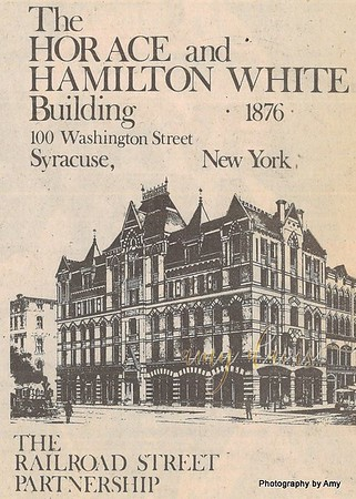 Horace and Hamilton White Bldg