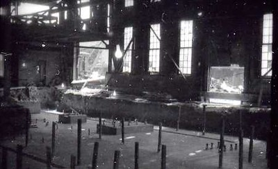 Glamorgan Factory Interior (08111)