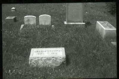 Capron Grave Marker (08462)