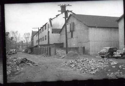 Rear of Glamorgan Buildings (08121)