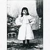 Portrait of an Unidentified Little Girl by Hill City Studio (4623)