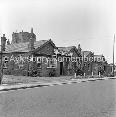 Aylesbury Steam Laundry in Northern Road, July 5th 1969