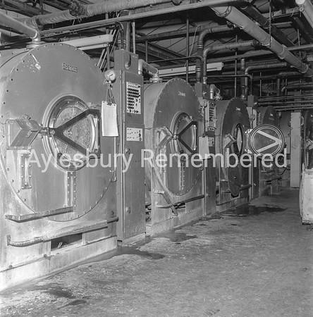 Aylesbury Steam Laundry, Jan 1970