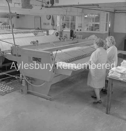 Aylesbury Steam Laundry, May 6th 1965