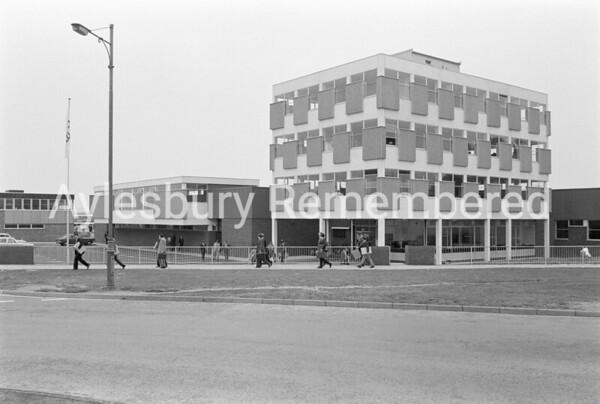 Opening of BIF British Industrial Fastenings, Sep 28th 1972