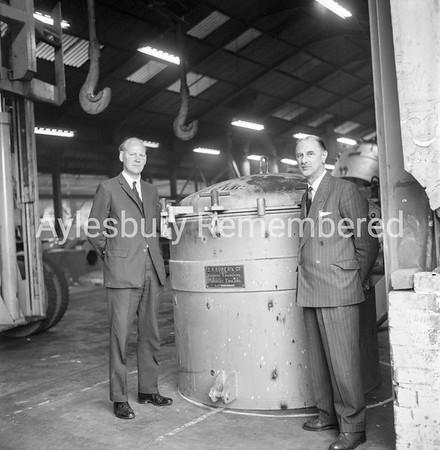 Elm Engineering, Apr 3rd 1965