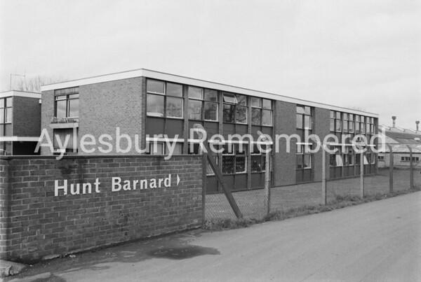 Hunt Barnard fire, Apr 5th 1973