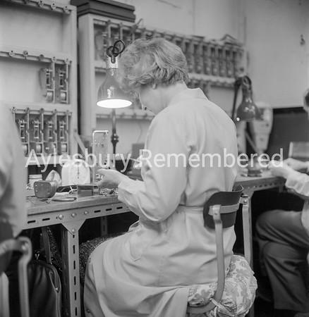 Karpark Meters, May 17th 1963