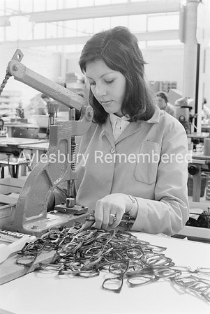Opening of Merx Optical in Northern Road, May 8th 1973
