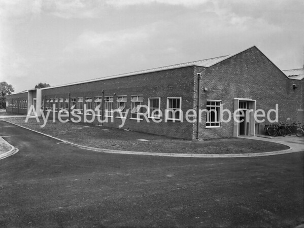 Moorhouse's jam factory, Aug 23rd 1956