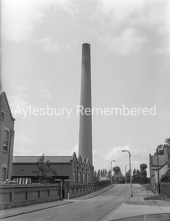 Nestlé chimney, Aug 23rd 1960