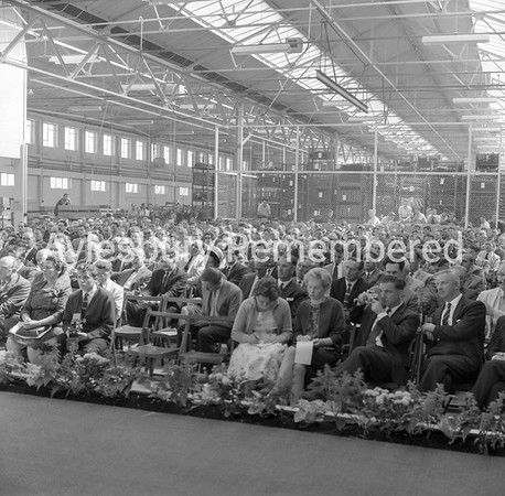 New Holland opening, Aug 31st 1961