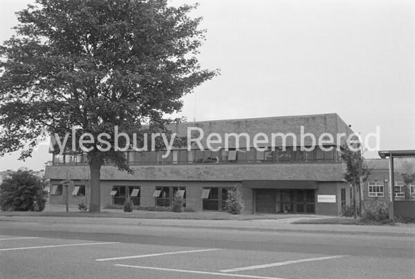 Schweppes, Bierton Road, Aug 1987