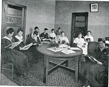 Rest and Reading Room for Women Employees (4371)