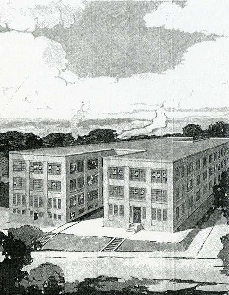 The Old Jobbers Overall Company Factory in Lynchburg (4367)