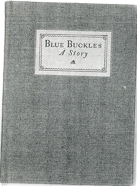 Blue Buckles: A Story (4364)