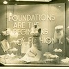"Leggett's Department Store ""Foundations are the Beginning of Fashion"" Display (06351)"