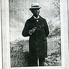 A Photograph of an Unidentified Man by the Lynchburg Photo Company (4513)