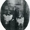A Photograph of an Unidentified Woman with Two Children by the Lynchburg Photographic Company (4615)
