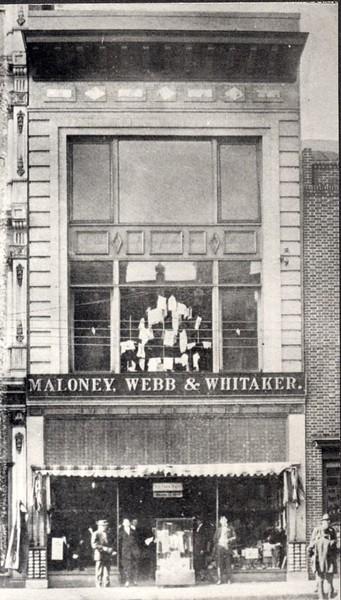 MaLoney, Webb & Whitaker (01843)