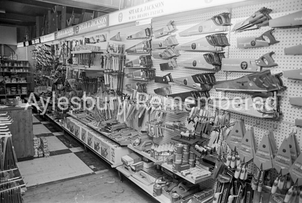 Jones & Cocks, Silver Street, Nov 1975