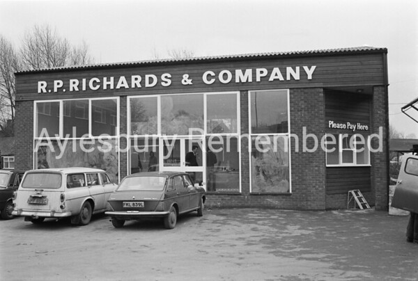 R. P. Richards & Co, Jan 25th 1973