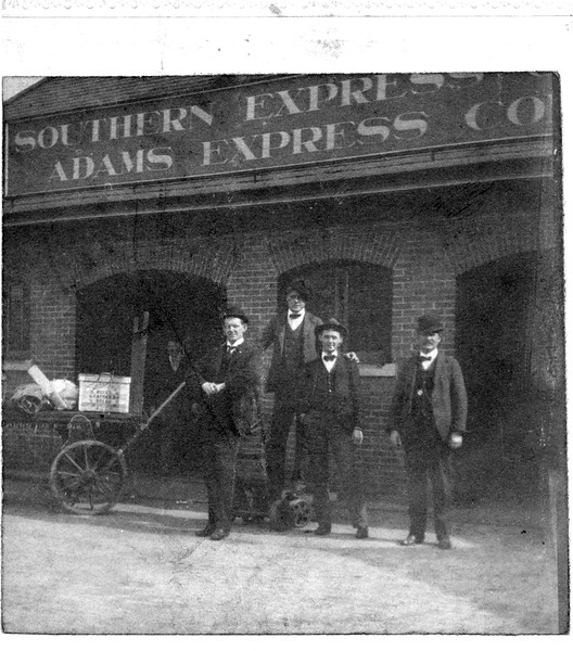 Southern Express / Adams Express Company (03339)