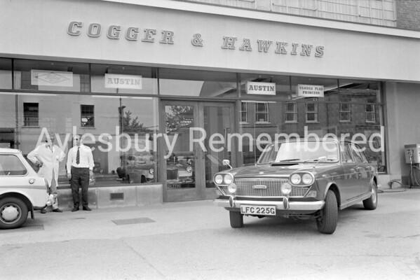 Cogger & Hawkins, Walton Street, 1969