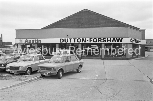 Dutton-Forshaw, July 1976