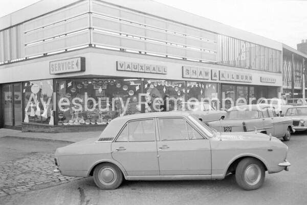 Shaw & Kilburn, Cambridge Street, c1968