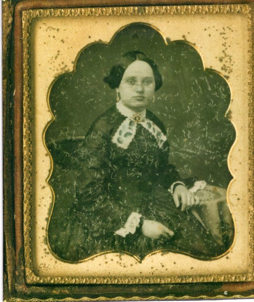 Daguerreotype of an Unidentified Woman by Peter Gibbs I (4580)