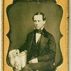 Daguerreotype of an unidentified man by Peter Gibbs III (4479)