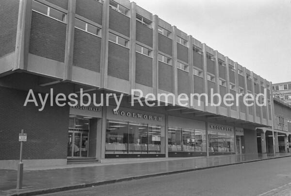 Woolworth Food Hall, Apr 1970