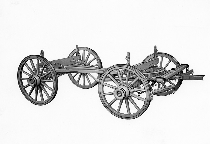 Thornhill Wagon Chassis (03176)