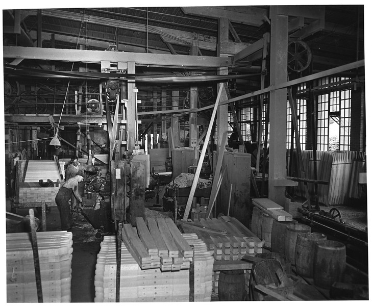 Inside of the Thornhill Wagon Company (03102)