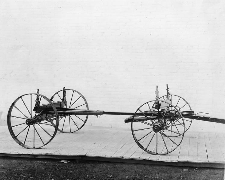 Wagon Frame and Wheels (03152)