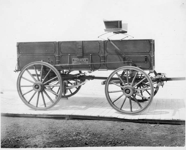B.F. Avery and Sons Wagon(03163)