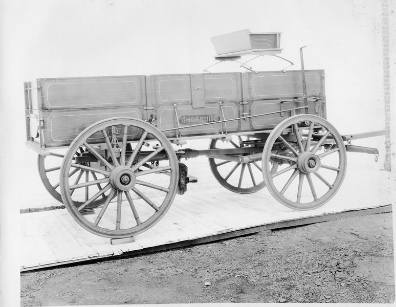 Thornhill Wagon with a seat (03162)