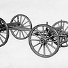 Wagon Frame and Wheels (03174)