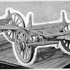 Thornhill Wagon Frame and Wheels (03138)