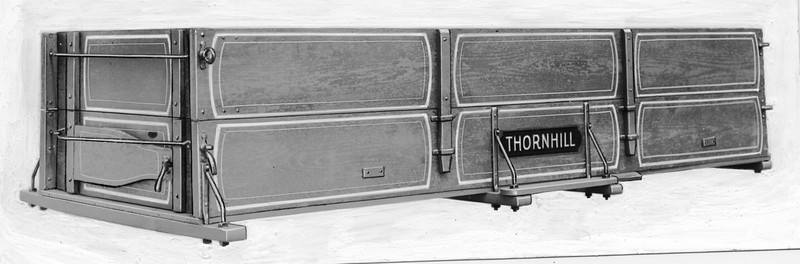 Thornhill Wagon Bed (03186)