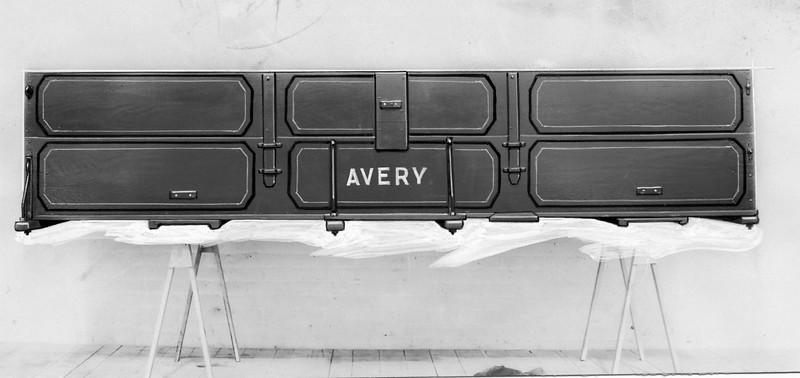 Avery Wagon Bed (03184)