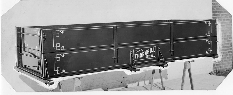 """Wagon Bed """"Thornhill Special"""" (03126)"""