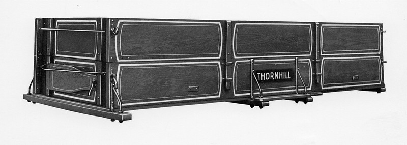 Thornhill Wagon Bed (03187)