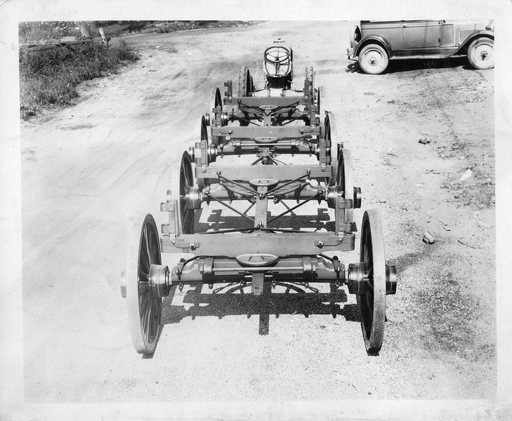 Thornhill Wagon Company Undercarriages (03086)